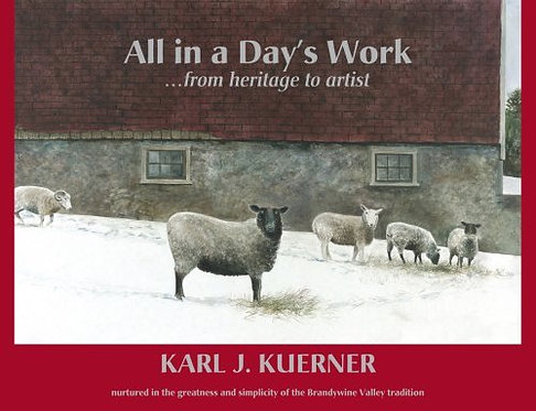 All in a Day's Work: from Heritage to Artist