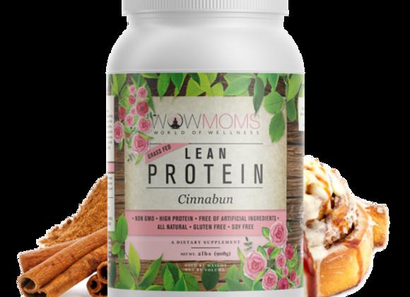 Protéine Cannelle - WowMoms