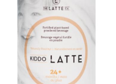 Kiddo Latte | Enfants de 2 à 8 ans