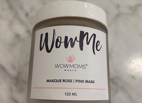 Masque Rose - WowMe