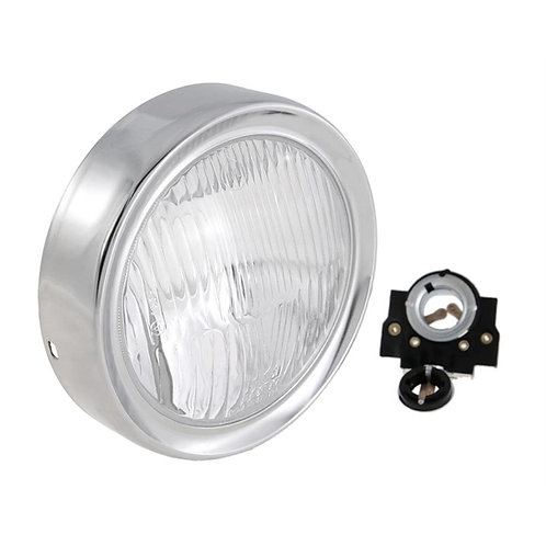 VESPA SPRINT VELOCE HEADLIGHT WITH SOCKET