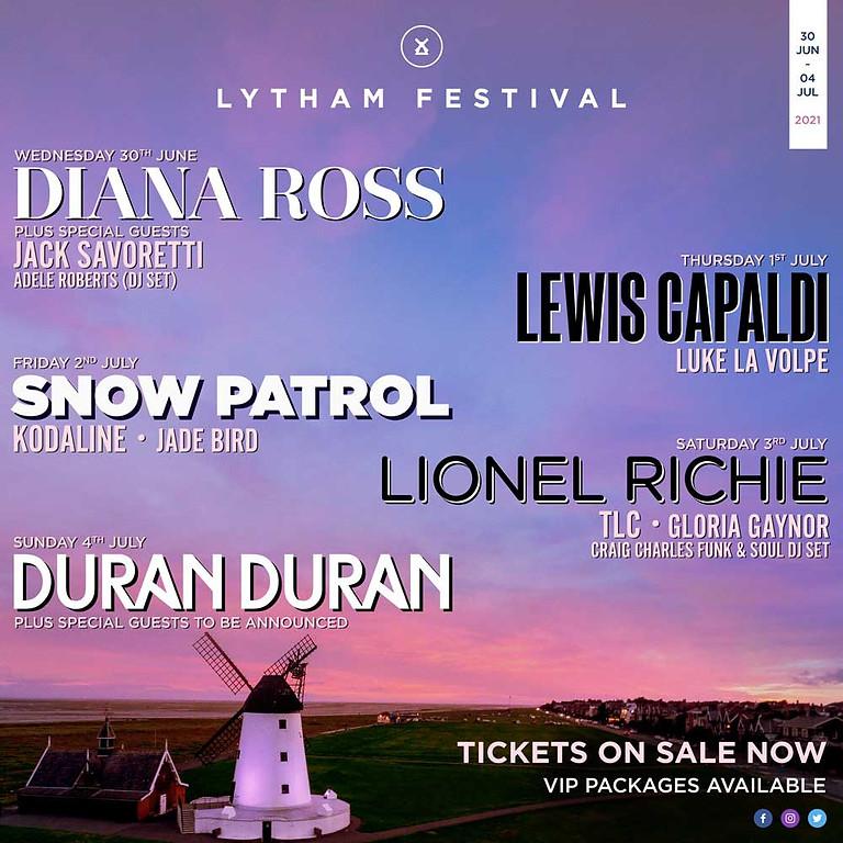 LYTHAM FESTIVAL 30/06/2021