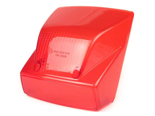 VESPA PX EFL REAR LIGHT RED LENS MY, 2001-on