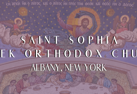 Saint Sophia Updates on COVID-19 March 17, 2020