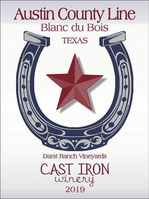 Austin County Line Blanc Du Bois