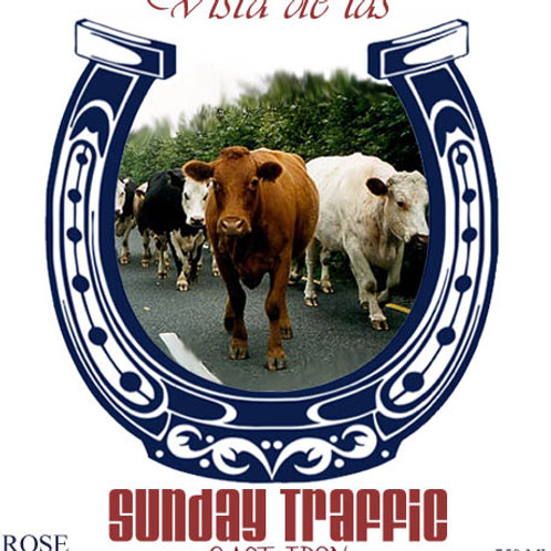 Sunday Traffic- Dry Rose