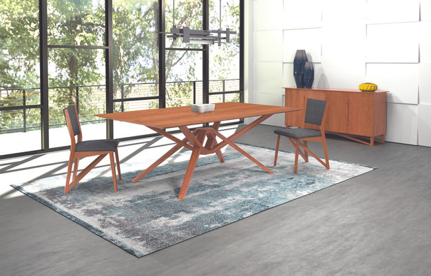 Exeter Dining Collection in Cherry