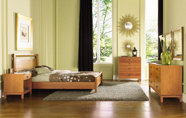 Mansfield Bedroom in Cherry