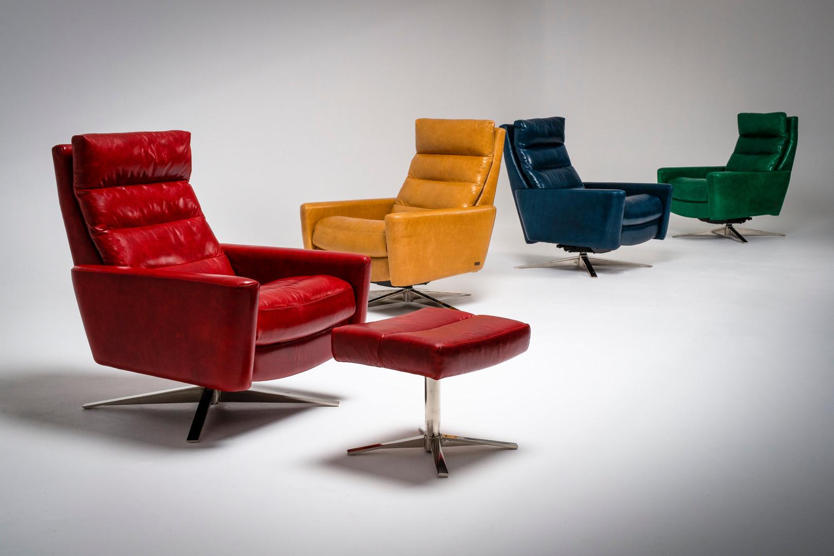 Cirrus Comfort Air Chairs