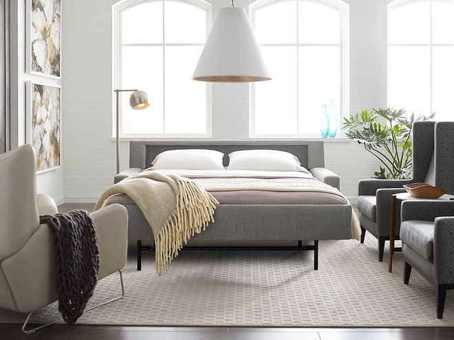 Bryson Sleeper Sofa from American Leather