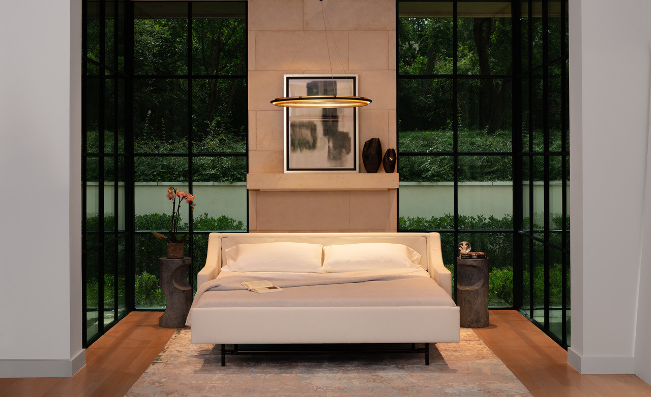 Perry Sleeper Sofa from American Leather