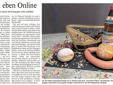 Online-Sitzung mit Weck, Wurscht & Woi