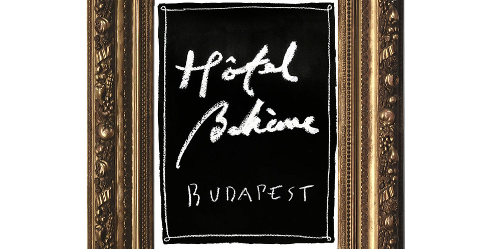 Hôtel Bohème, Budapest