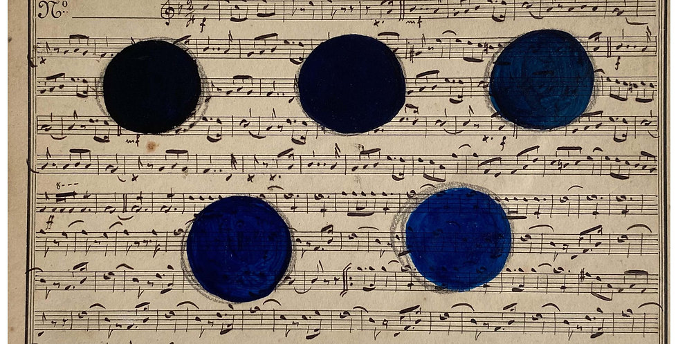 Vol. 21 - Théorie des Couleurs, Bleu