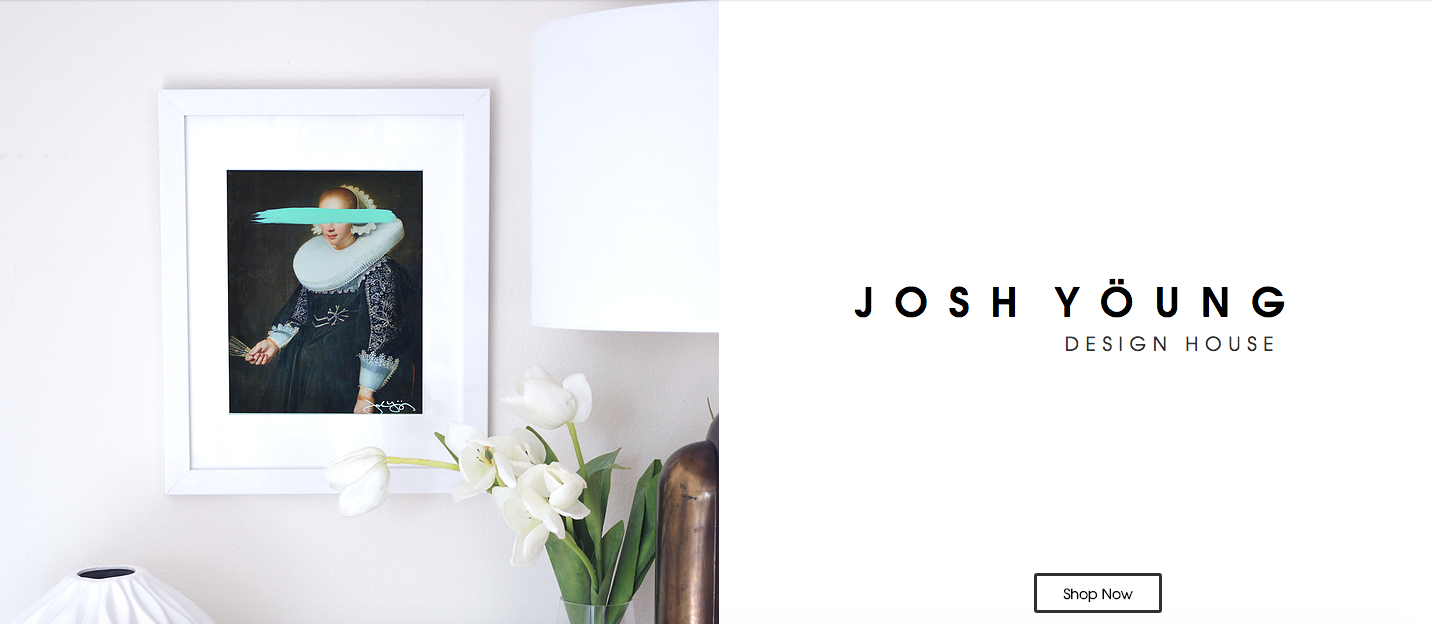 home decor art josh young design house
