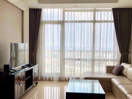 Oakwood La Maison Barito, 2 bedroom ( Private Lift )