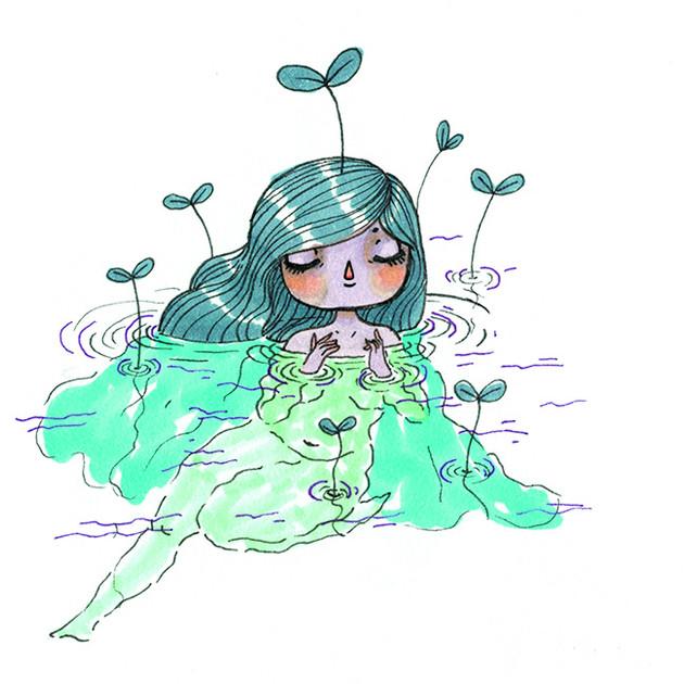 Gentle Tides