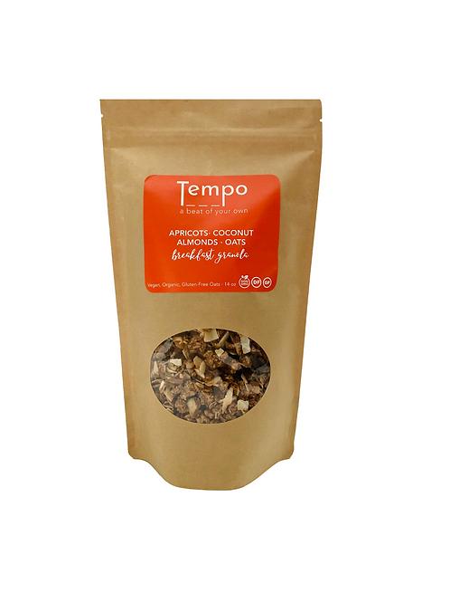 Apricot Coconut Breakfast Granola (11oz. bags) 4 pack