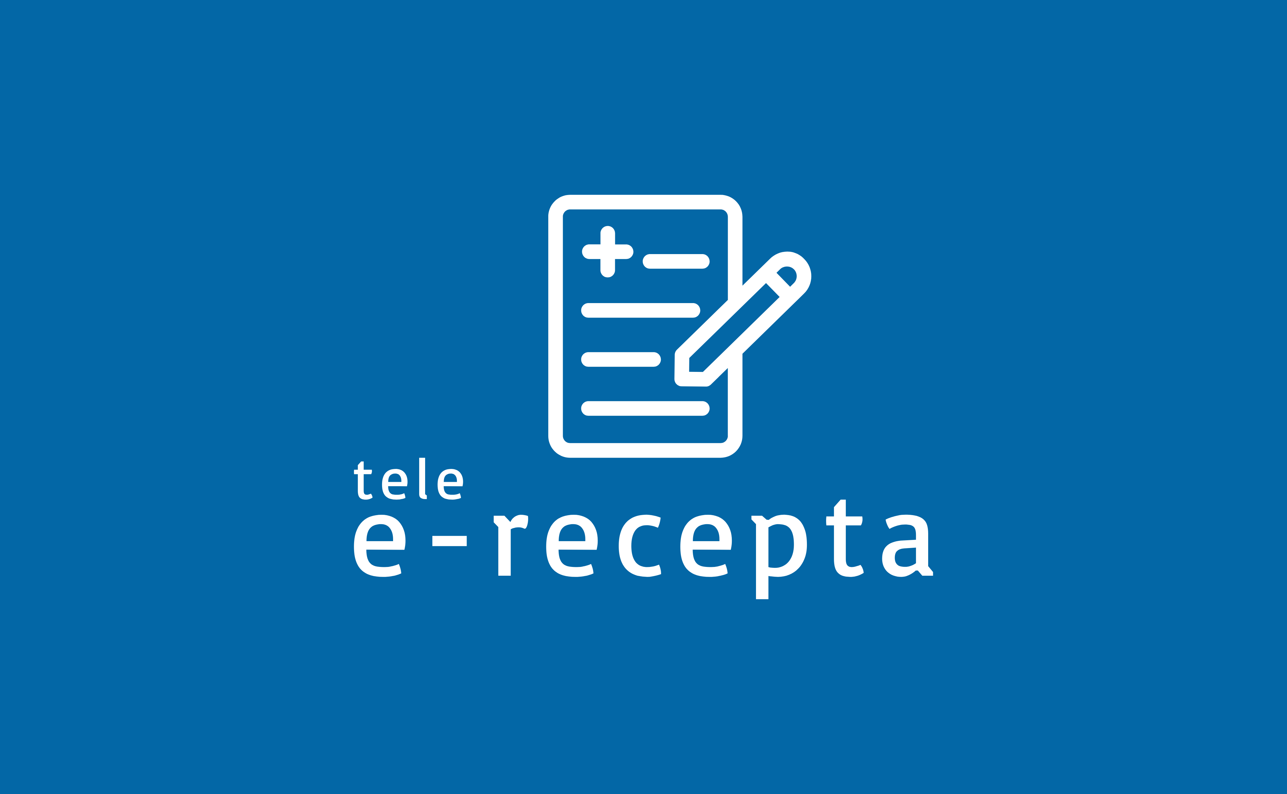 E - recepta