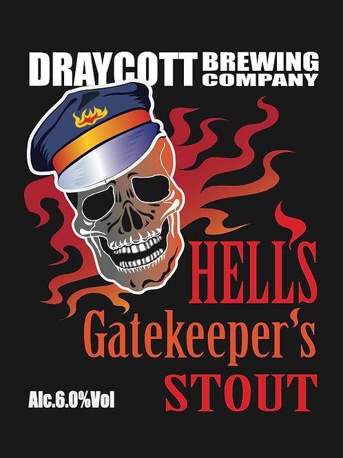 Hell's Gatekeeper (per bottle preorder)