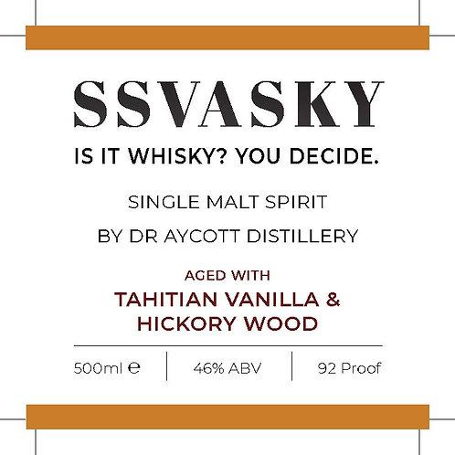 SSVASKY - Vanilla & Hickory