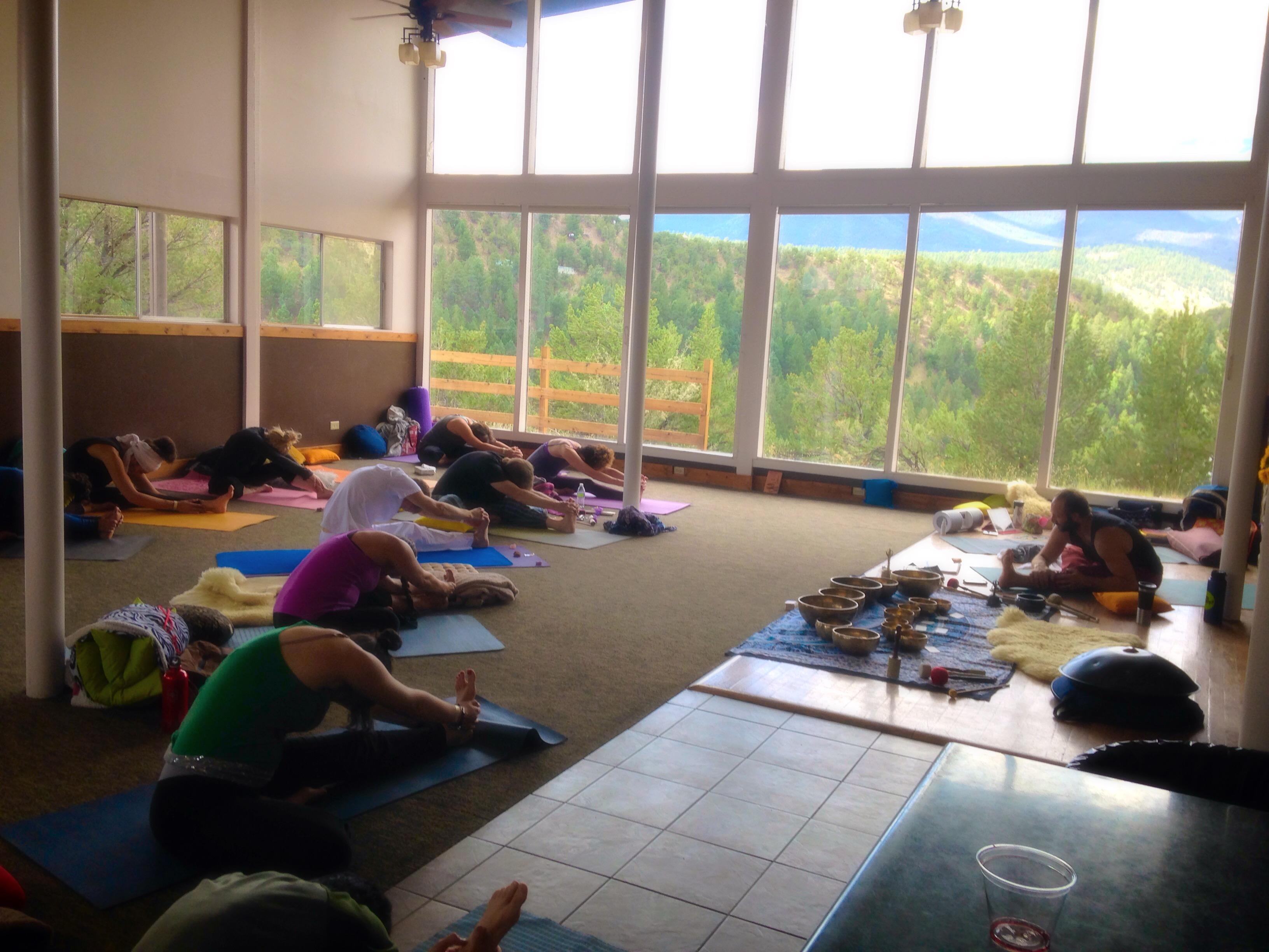 Princeton yoga