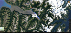 Satellite View of neighborhood