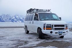 Grand Tetons, Jackson Hole WY