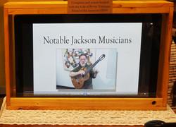 Jackson Hole Historical Museum Kiosk