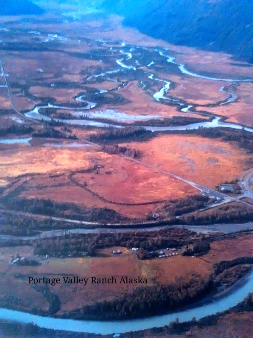 Aerial Portage Ranch