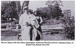 Marvin Ethyl Hailie & Ted
