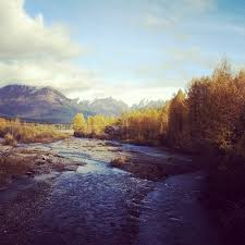 Girdwood Bike Path