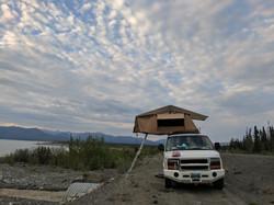 Yukon near the AlCan Highway