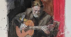Struzan paints Byron