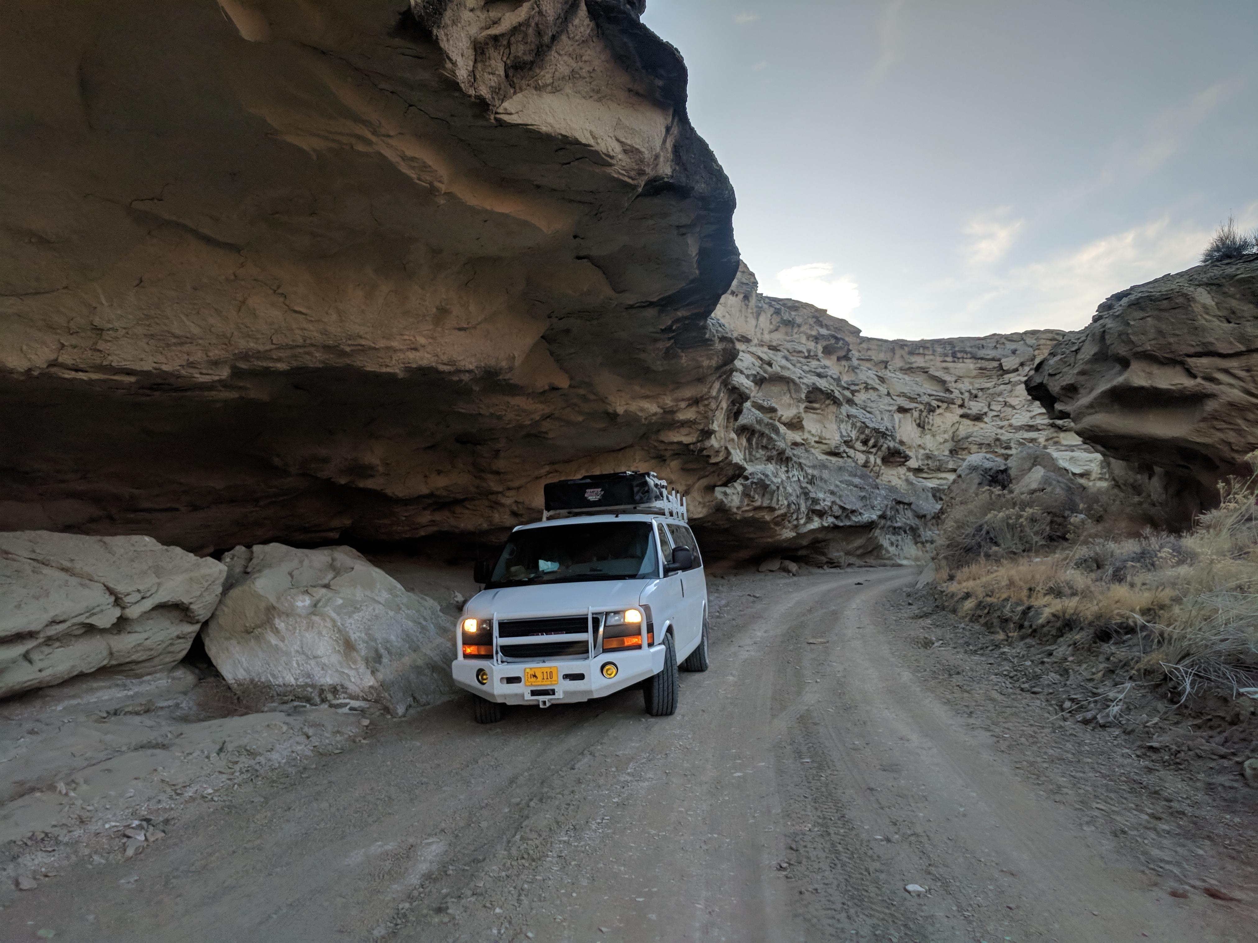Crosby Canyon