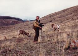 Dad & his Rams copy