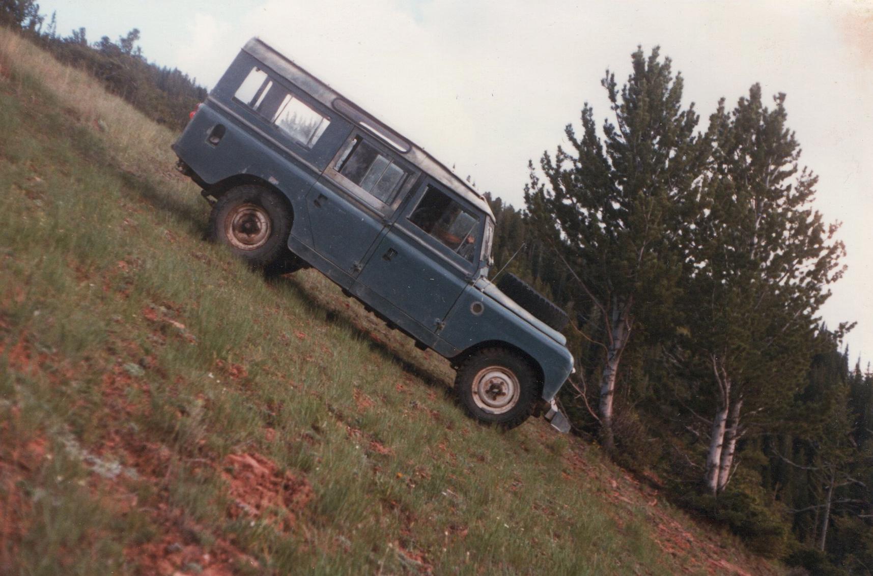 Rover down grade