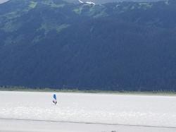 Wind Surfers Turnagain