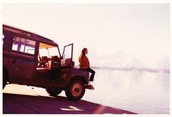 Jackson Land Rover & Jane Groscost 1971