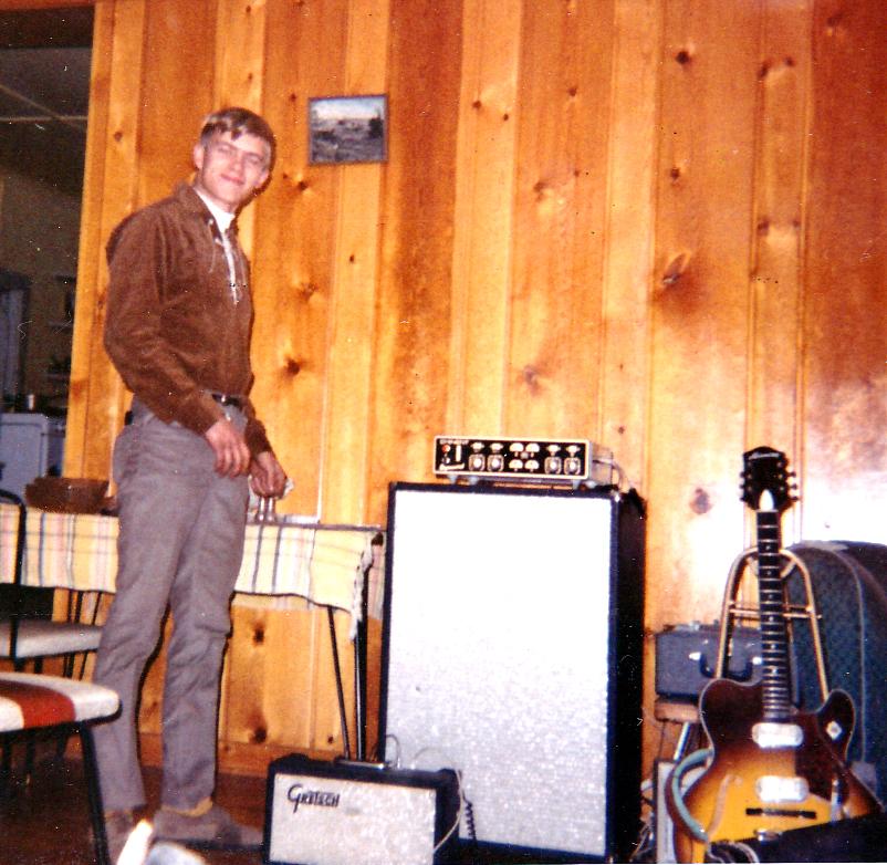 Dennis Green & Imminent Amp