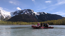 River Rafting on the Ranch
