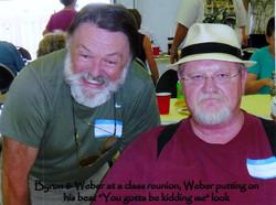 Byron & Weber class reunion