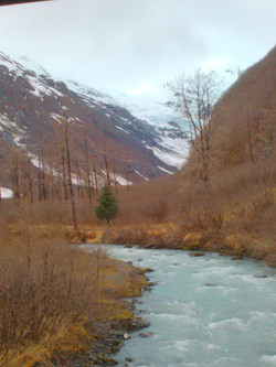 Byron Glacier 2015