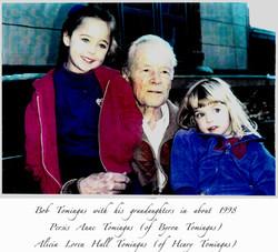 Dad & granddaughters