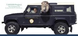 BT Rover Lion