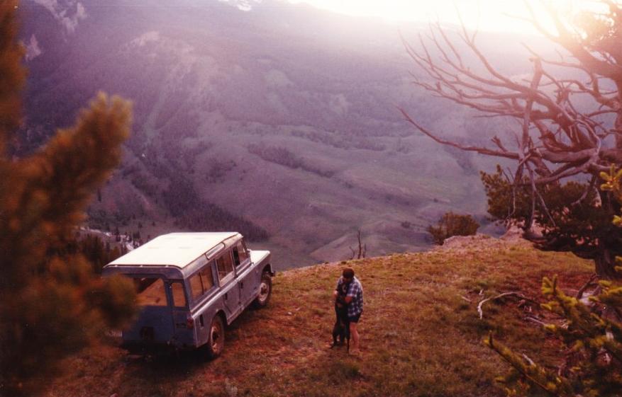 Jackson Land Rover HT & Challis