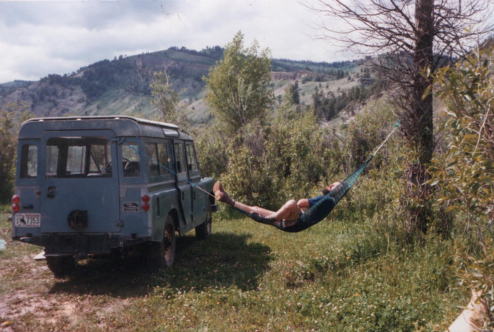 Rover BT hammock