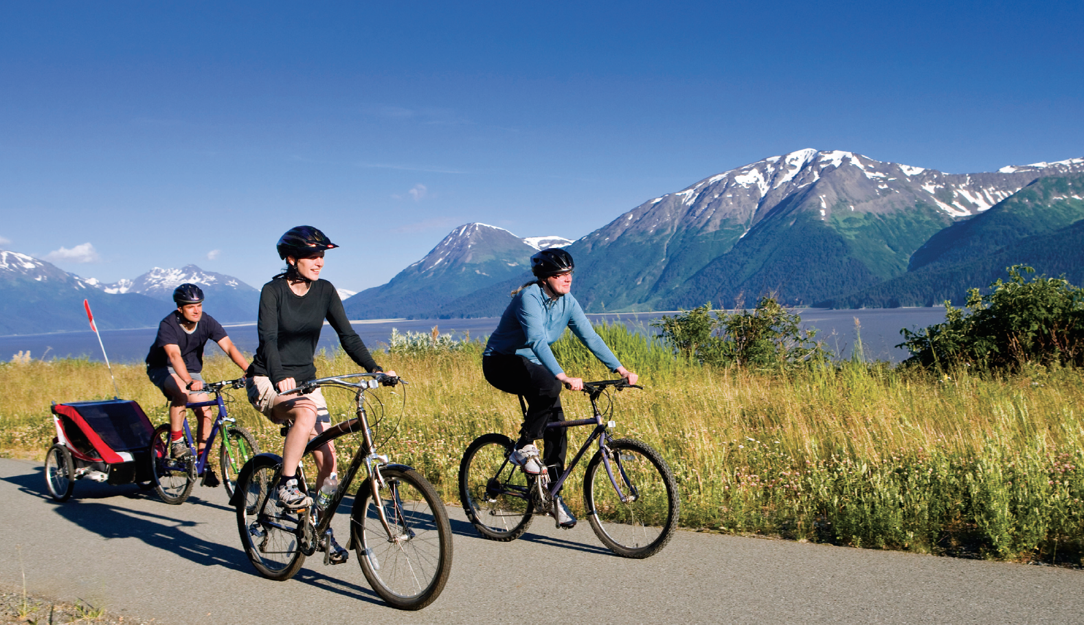 Turnagain Bike Path