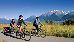 Turnagain Bike Path