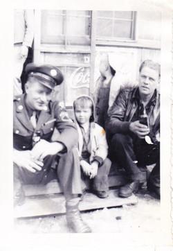 Arnold Robby & Bob Tomingas